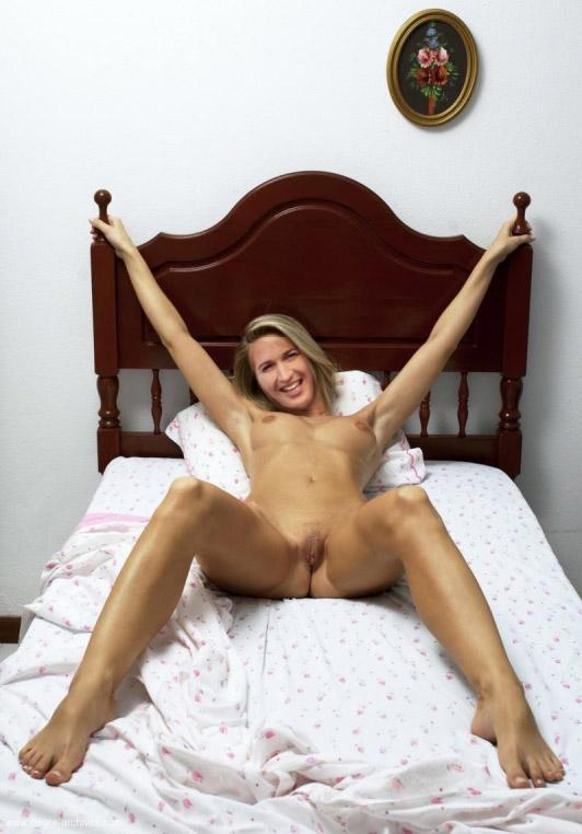 Steffi Graf nahá. Fotka - 29