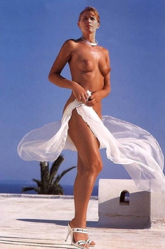 Steffi Graf nahá. Fotka - 41