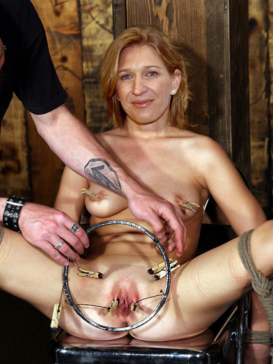 Steffi Graf nahá. Fotka - 58