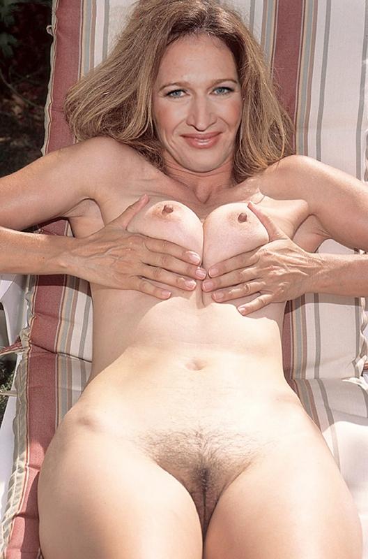 Steffi Graf nahá. Fotka - 65