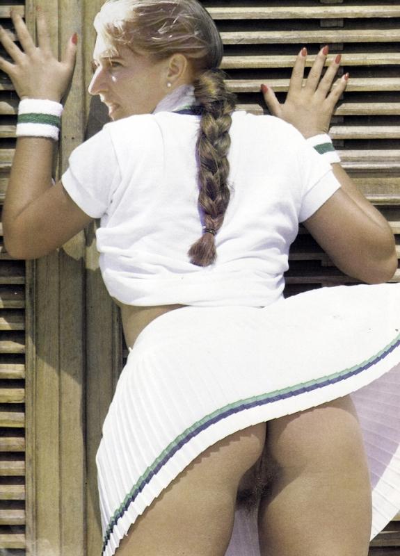 Steffi Graf nahá. Fotka - 69