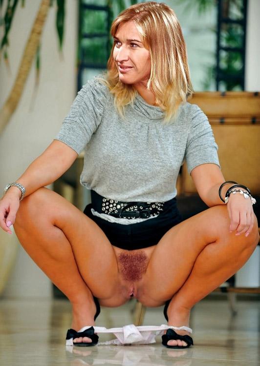 Steffi Graf nahá. Fotka - 72