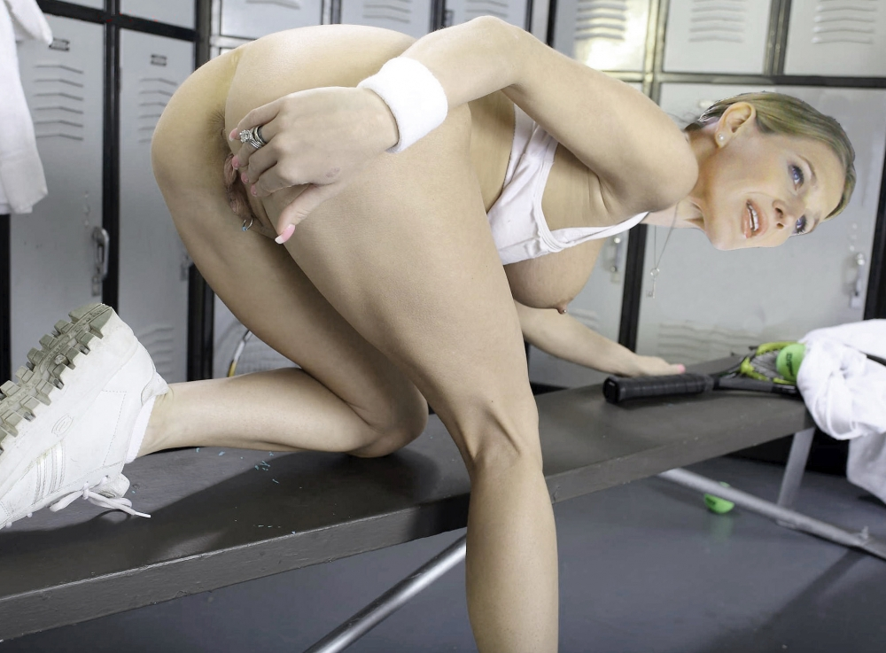 Steffi Graf nahá. Fotka - 74