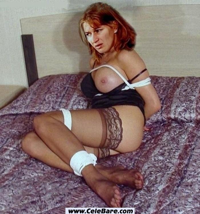 Steffi Graf nahá. Fotka - 78