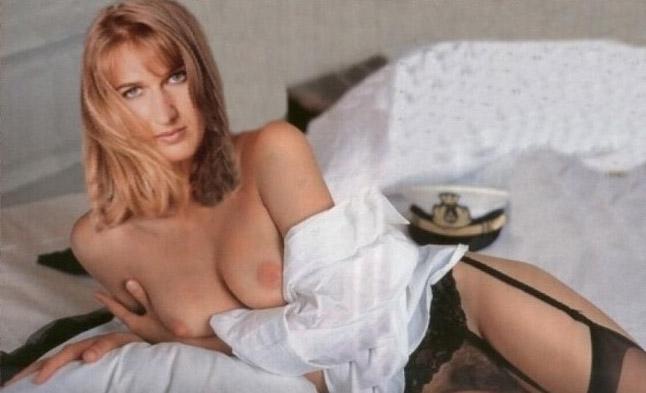 Steffi Graf nahá. Fotka - 81