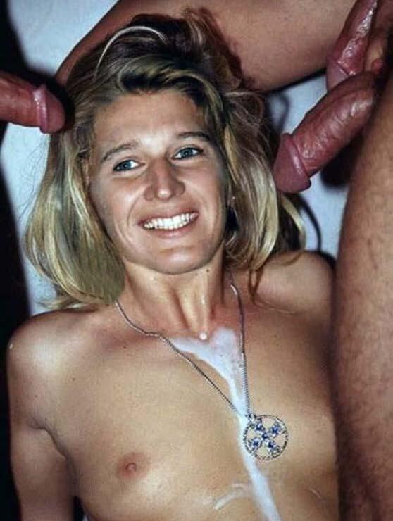 Steffi Graf nahá. Fotka - 91