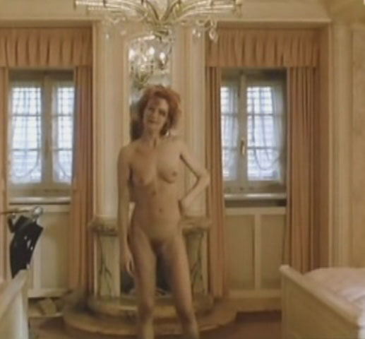 Сюзанна фон Борсоди голая. Фото - 3