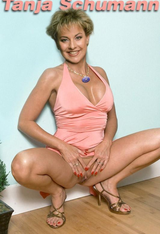 Таня Шуманн голая. Фото - 1