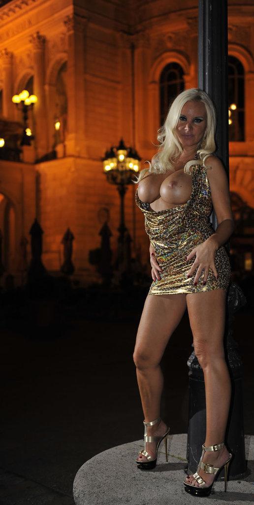 Татьяна Гселл голая. Фото - 13
