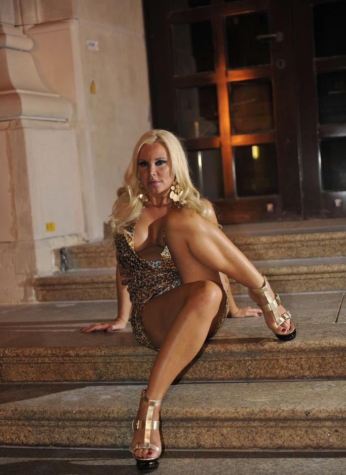 Татьяна Гселл голая. Фото - 44