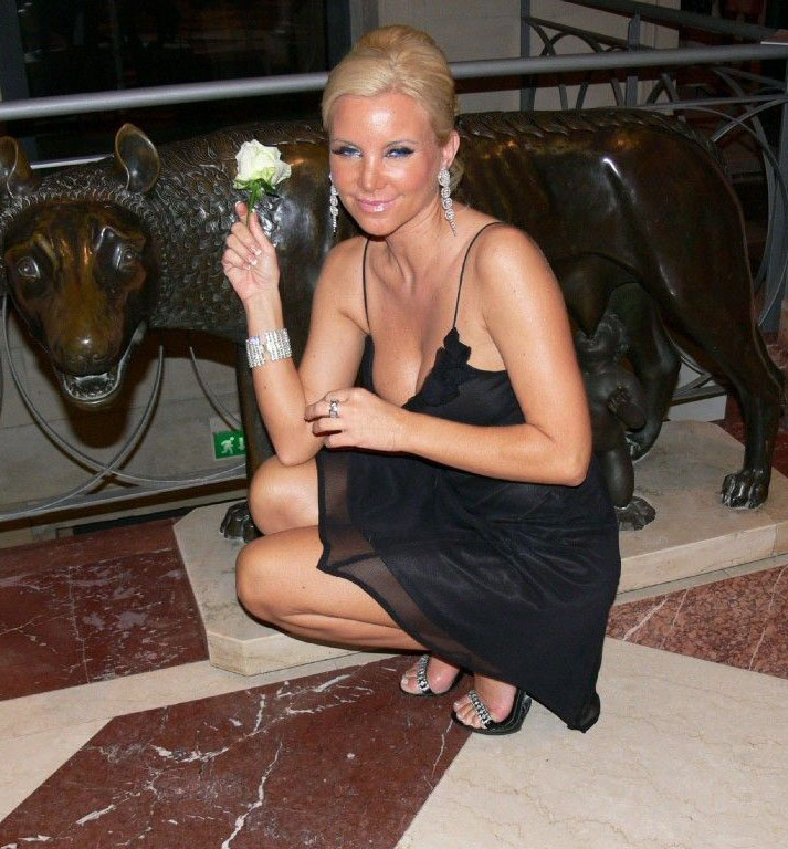 Татьяна Гселл голая. Фото - 55