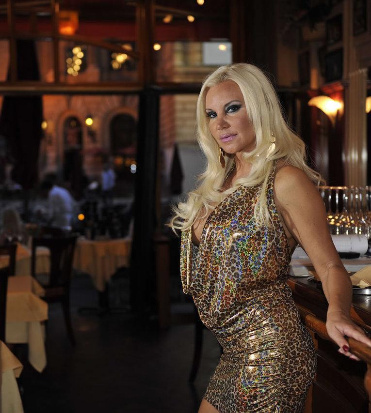 Татьяна Гселл голая. Фото - 56