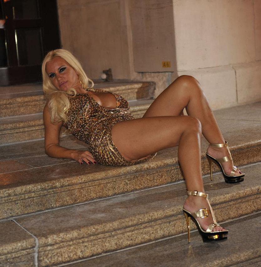 Татьяна Гселл голая. Фото - 57