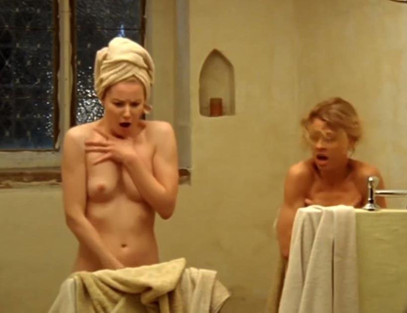 Тереза Вайсбах голая. Фото - 1