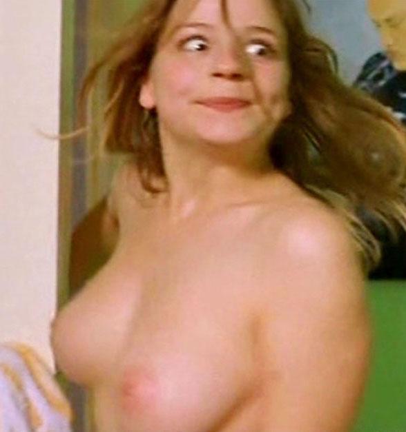 Тереза Шольце голая. Фото - 12