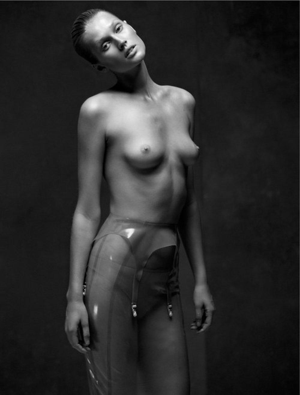 Тони Гаррн голая. Фото - 14