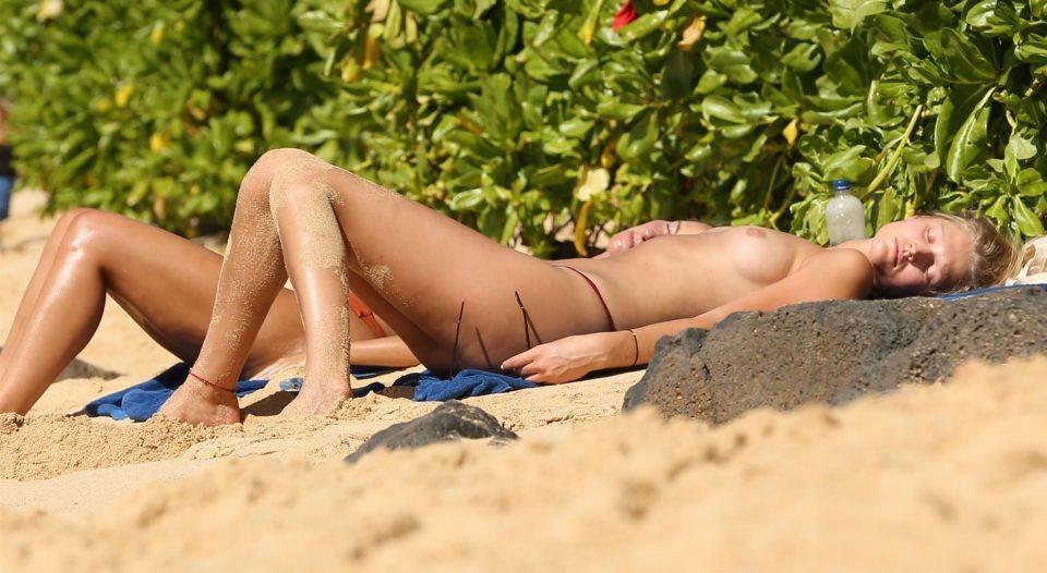 Тони Гаррн голая. Фото - 62