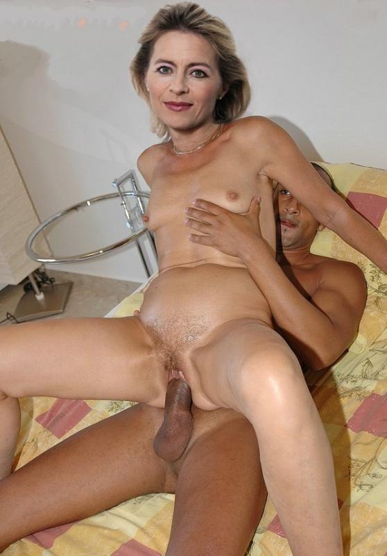 Ursula von der Leyen Nackt. Fotografie - 16
