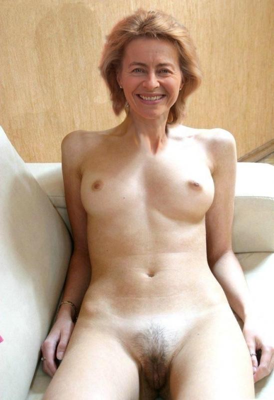 Ursula von der Leyen Nackt. Fotografie - 26