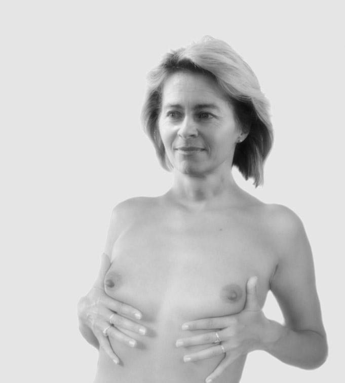 Ursula von der Leyen Nackt. Fotografie - 6