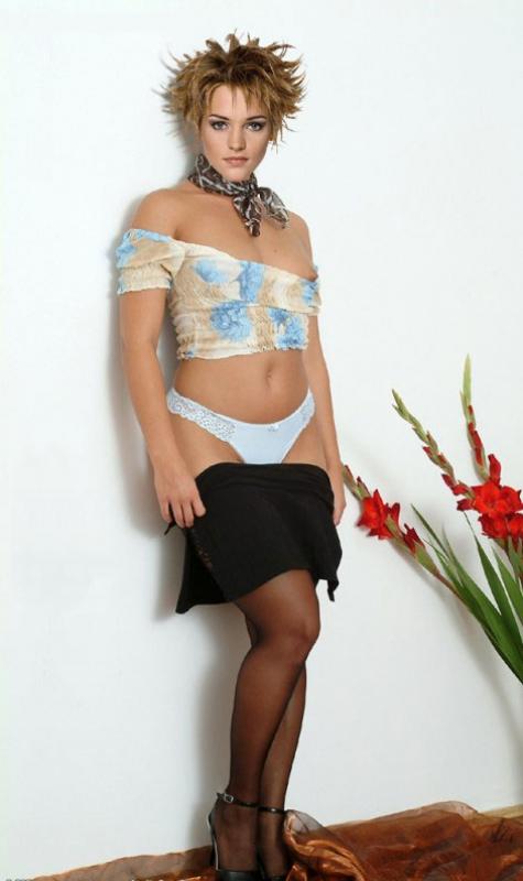 Верена Циммерман голая. Фото - 6