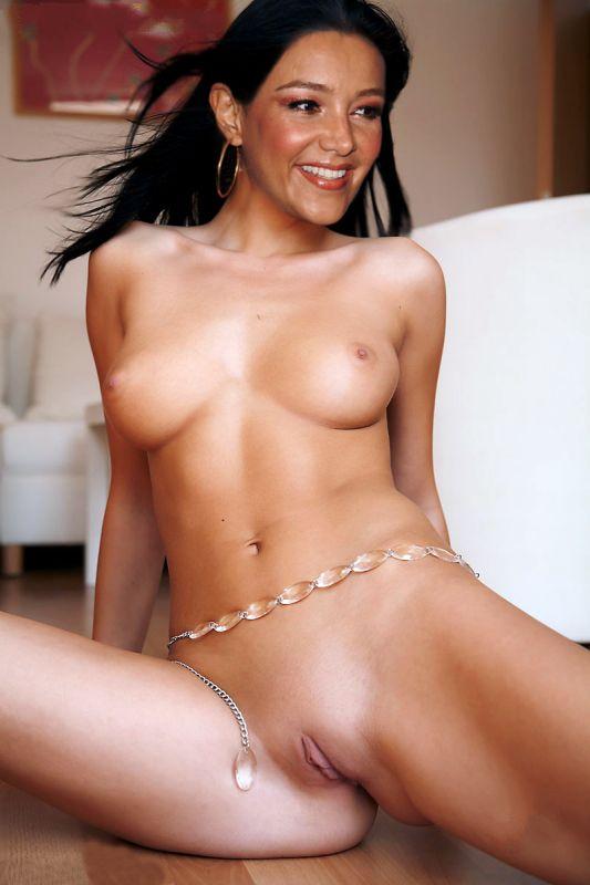 Верона Пут (Фельдбуш) голая. Фото - 107