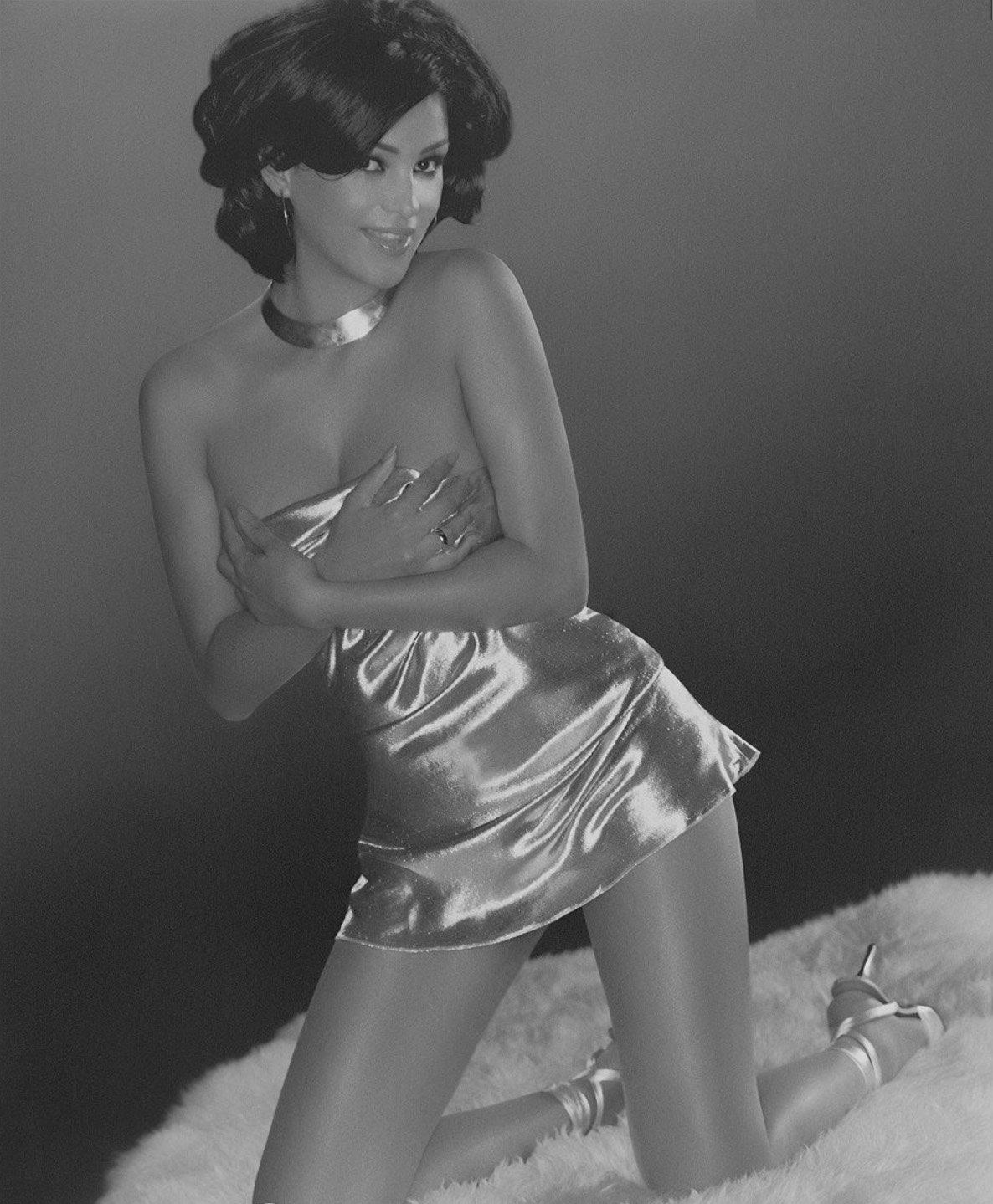 Верона Пут (Фельдбуш) голая. Фото - 13