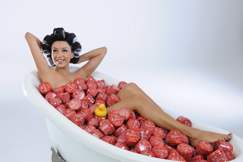 Верона Пут (Фельдбуш) голая. Фото - 134