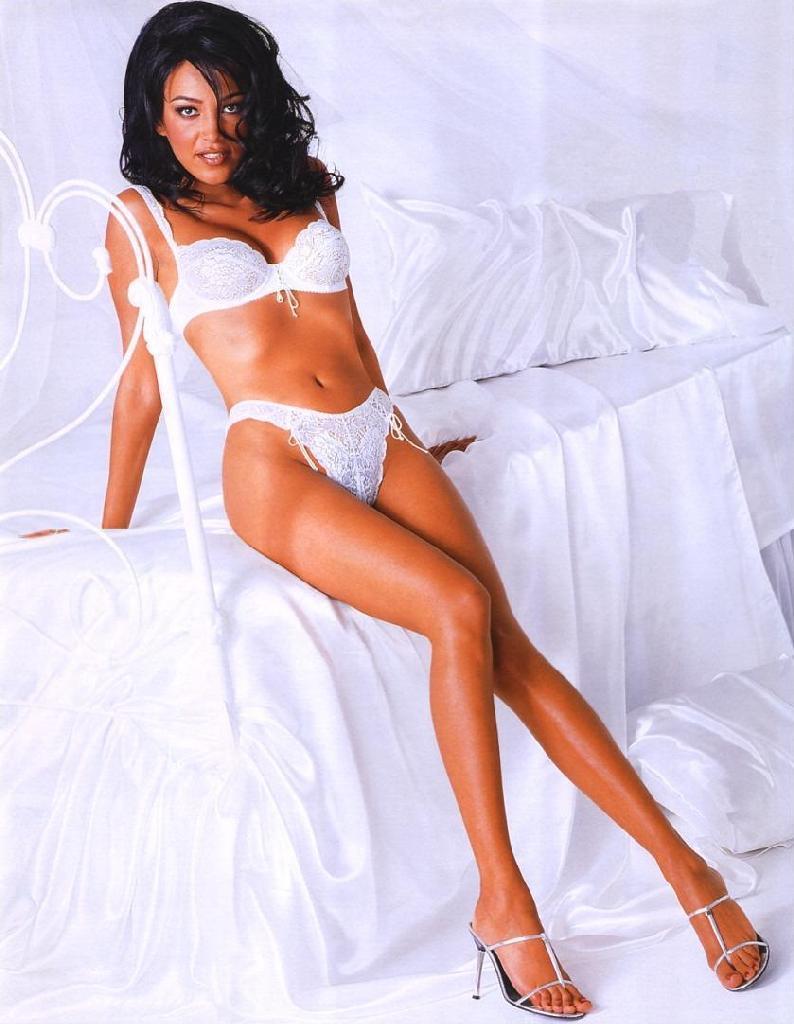 Верона Пут (Фельдбуш) голая. Фото - 136
