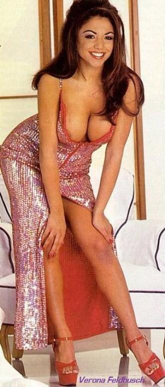 Верона Пут (Фельдбуш) голая. Фото - 56