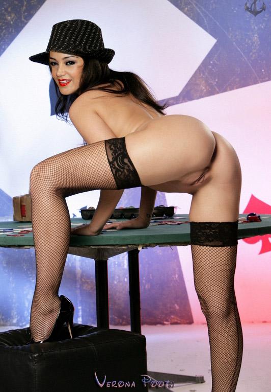 Верона Пут (Фельдбуш) голая. Фото - 80