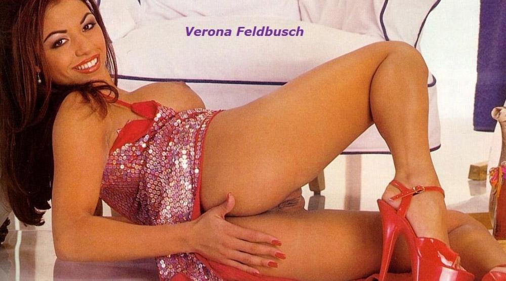 Верона Пут (Фельдбуш) голая. Фото - 86