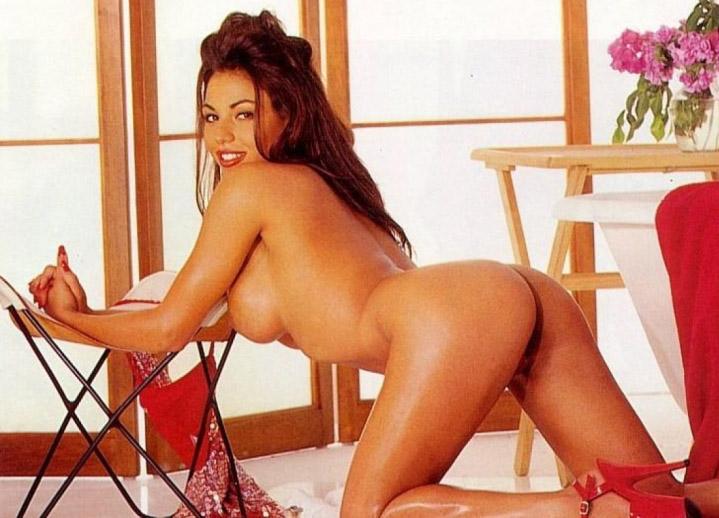 Верона Пут (Фельдбуш) голая. Фото - 87