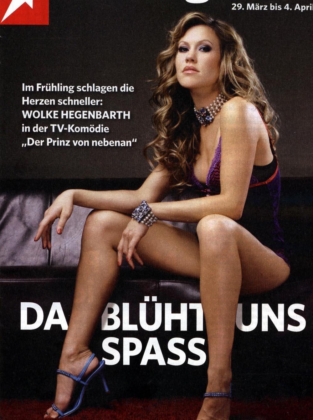 Schauspielerin wolke hegenbarth nackt
