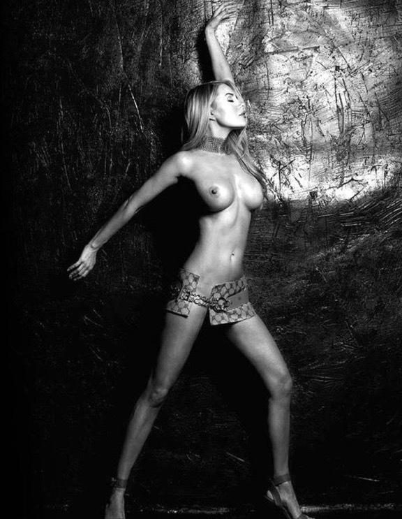 Ксения Зееберг голая. Фото - 13