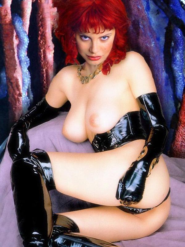 Ксения Зееберг голая. Фото - 20
