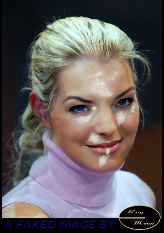 Yvonne Catterfeld Nackt. Fotografie - 10