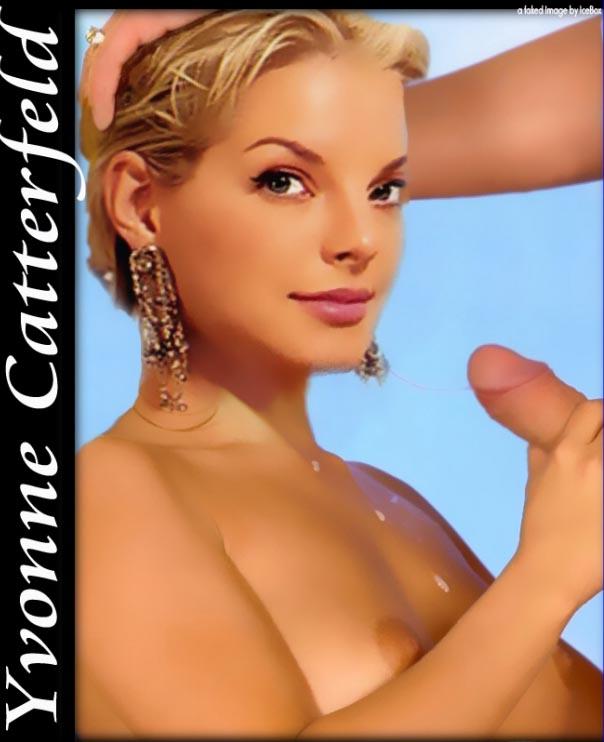 Yvonne Catterfeld Nackt. Fotografie - 27