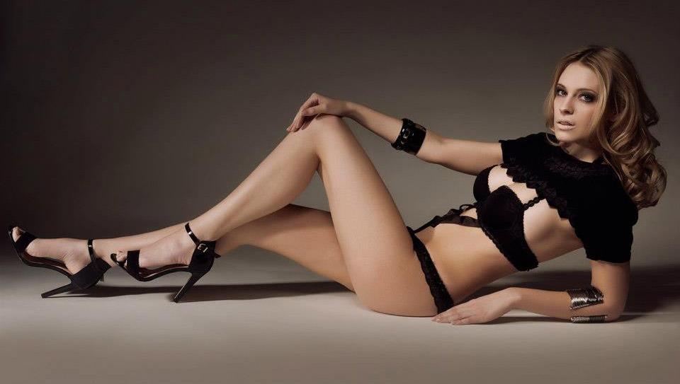 Ивонн Шрёдер голая. Фото - 32