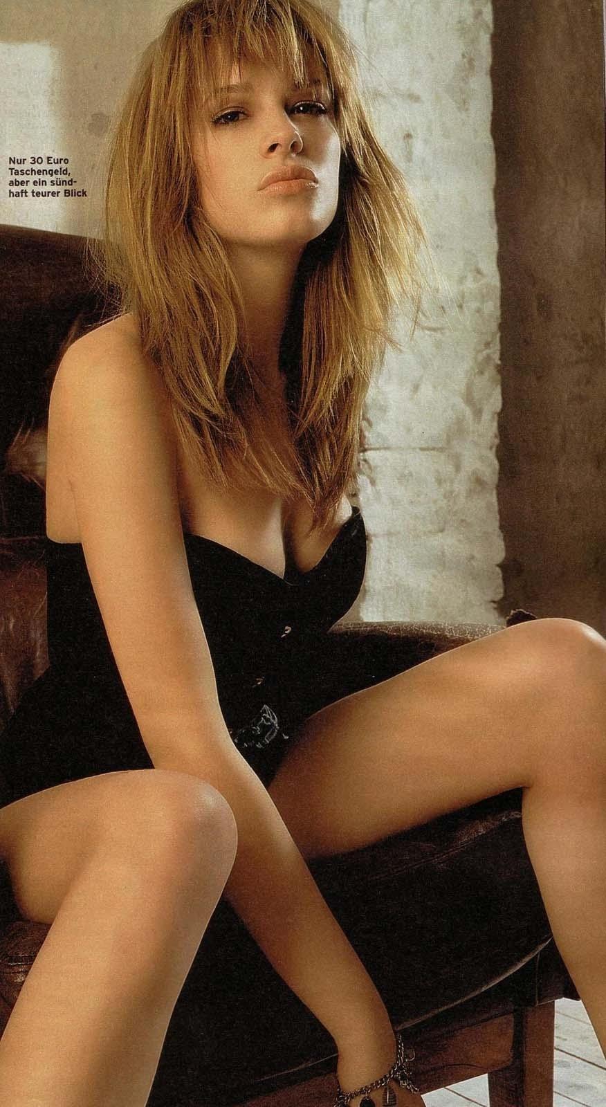 Ивонн Шрёдер голая. Фото - 9