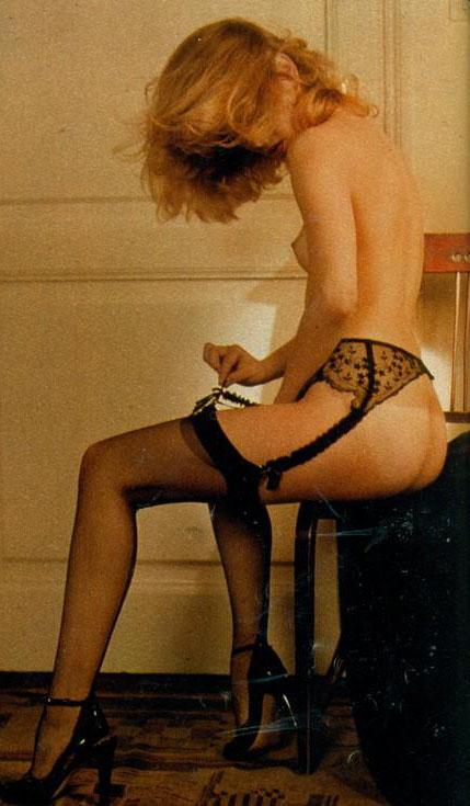 Зигги Цангер голая. Фото - 1
