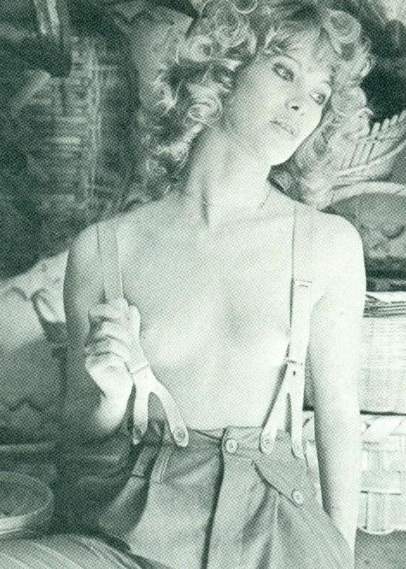 Зигги Цангер голая. Фото - 13