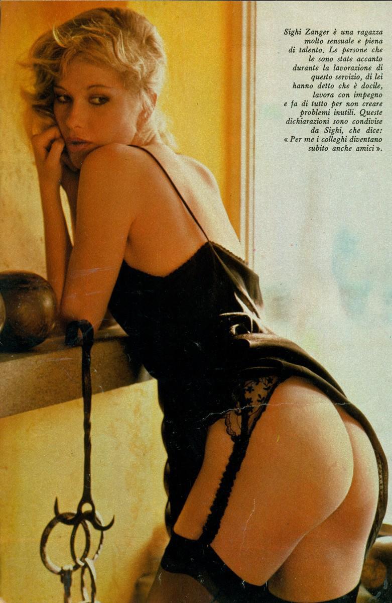 Зигги Цангер голая. Фото - 14