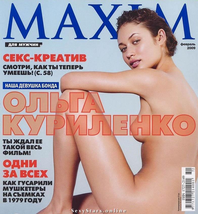 Olga Kurylenko Nackt. Fotografie - 37