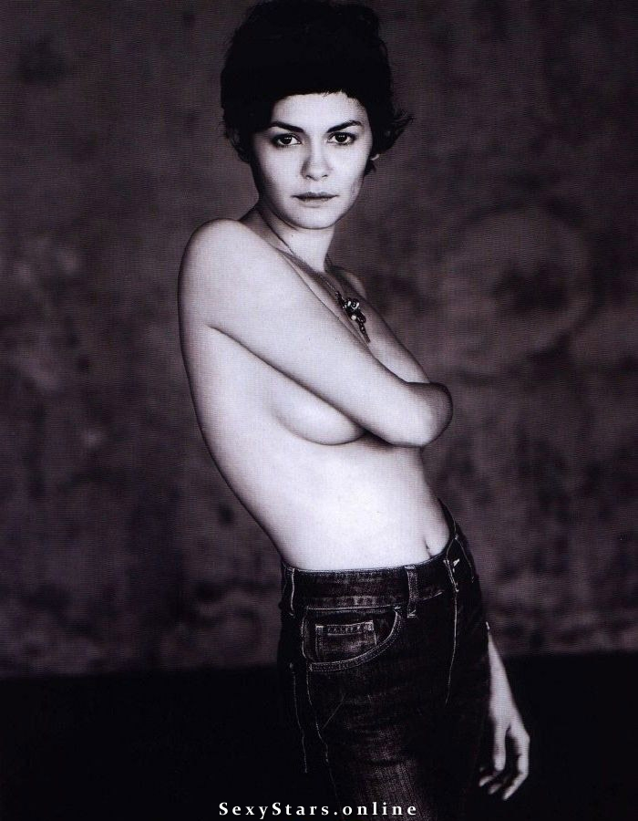 Audrey Tautou Nackt. Fotografie - 1