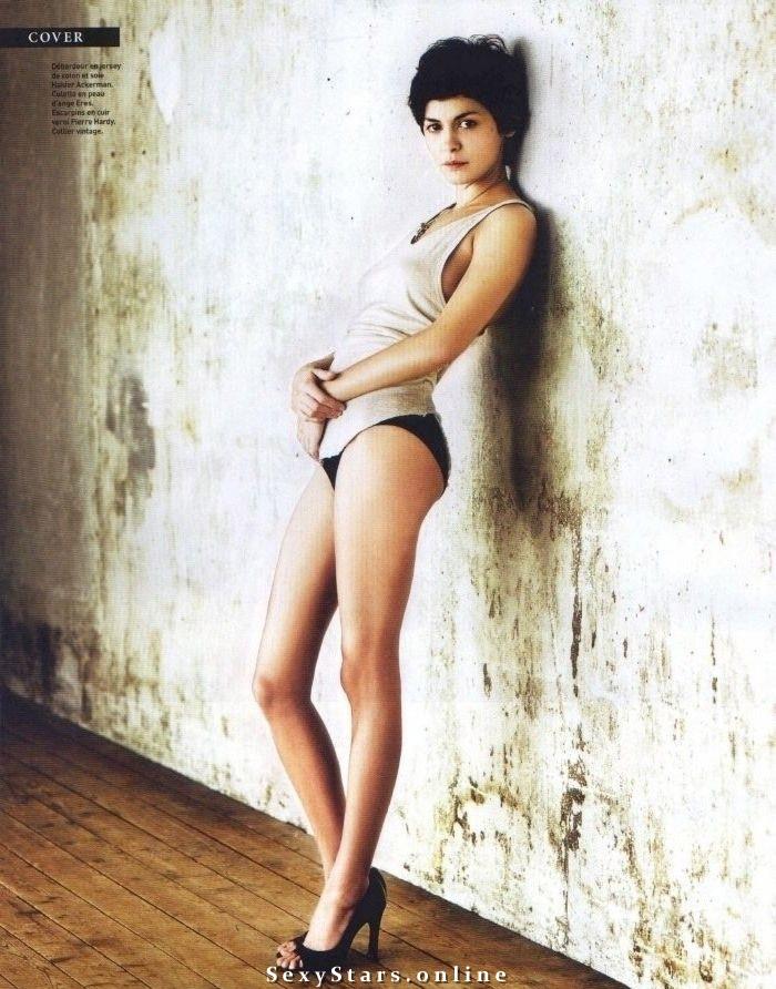 Audrey Tautou Nackt. Fotografie - 3