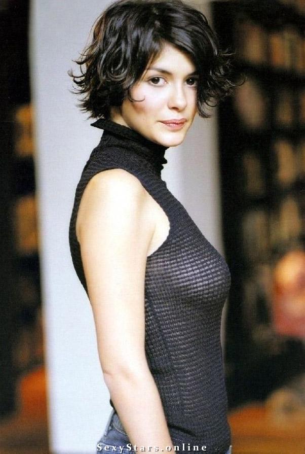 Audrey Tautou Nackt. Fotografie - 4