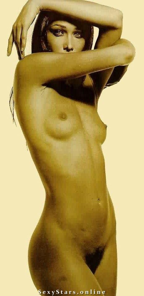 Карла Бруни голая. Фото - 14