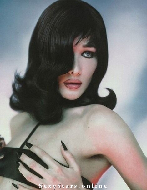 Карла Бруни голая. Фото - 30