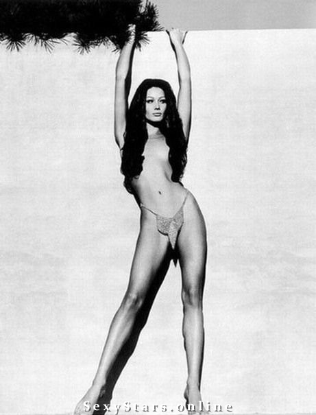 Карла Бруни голая. Фото - 56